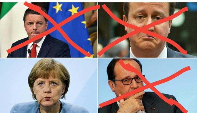 Avrupa'da yeni kriz, İtalya'da Renzi kaybetti