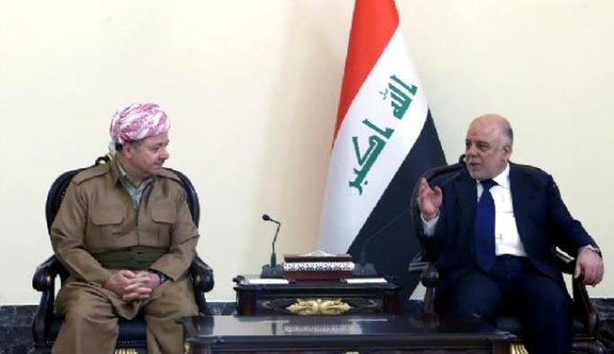 Barzani ile Bağdat arasında 'Kürdistan' pazarlığı