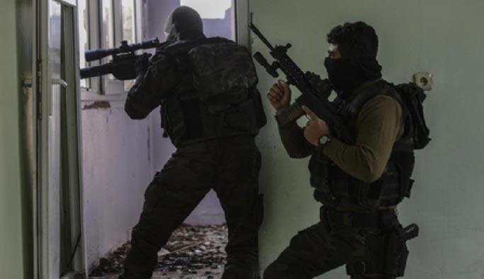 İllere gönderilen PKK'lılar ikişer ikişer yakalandı