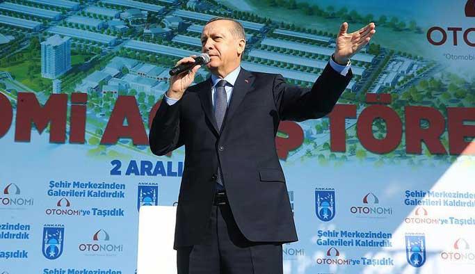Erdoğan'dan halka çağrı: Dolarınızı bozun