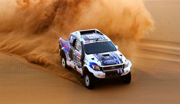 Dakar Rallisi Ocak'ta başlıyor