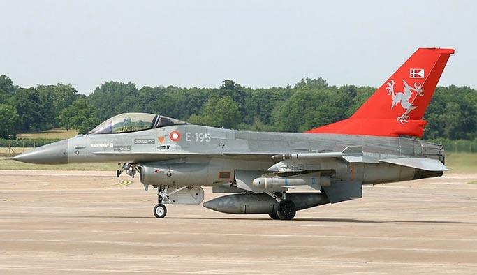 Danimarka, İncirlikt'teki uçaklarını çekiyor
