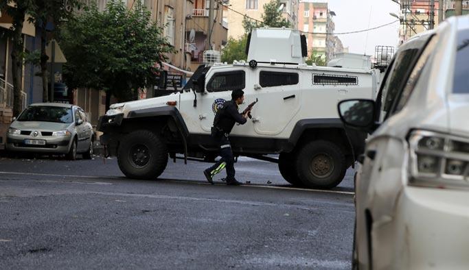 Diyarbakır ve Siirt'te teröristler kaçamadı