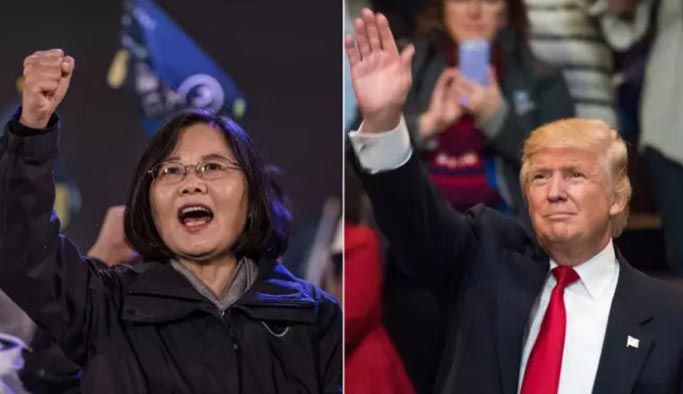 Trump'tan şok hamle, ABD-Çin gerilimi kapıda