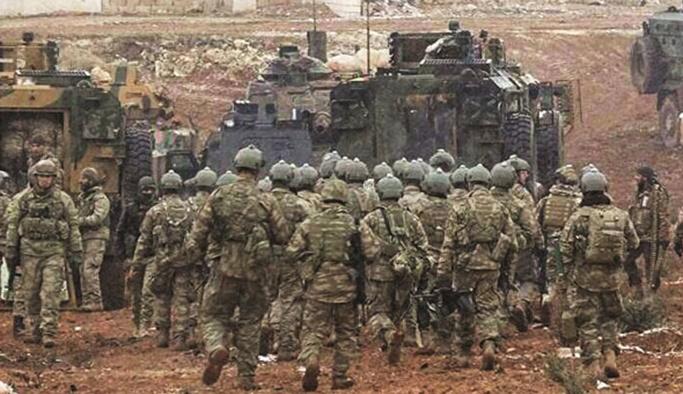 Fırat Kalkanı'nda 22 DAEŞ'li öldürüldü
