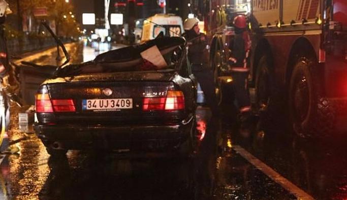Erdal Tosun'a çarpan sürücü tutuklandı