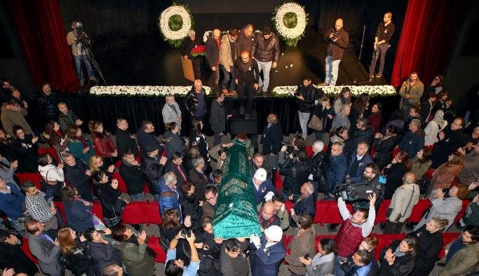 Erdal Tosun için BKM'de tören düzenlendi