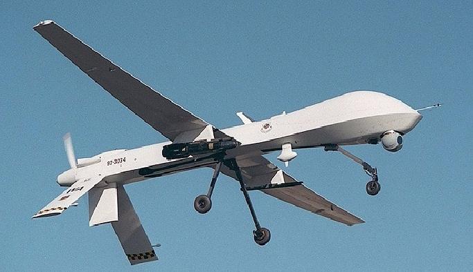 Ermenistana ait insansız hava aracı düşürüldü