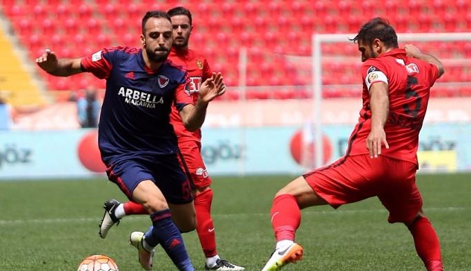 Eskişehirspor ile Mersin İdmanyurdunun 38.randevusu