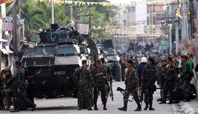 Filipinler terör alarmı