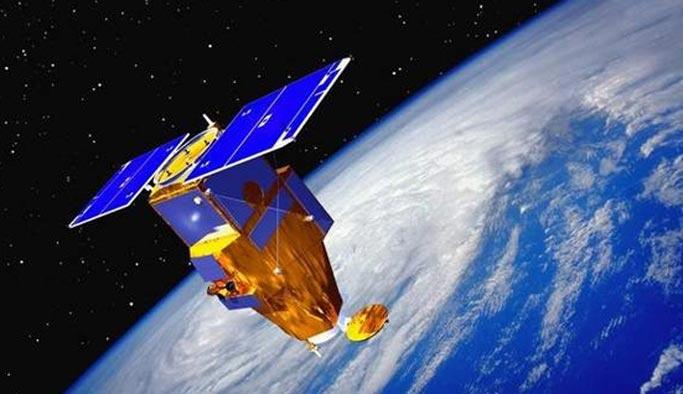 Göktürk -1 uydusu uzaya fırlatılıyor