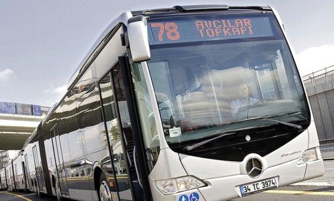 İETT otobüslerine karakutu takıldı