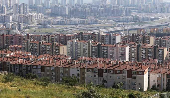 İstanbul'da ev fiyatları düştü, kiracı bulunamıyor