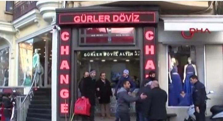 İstanbul'da 'kanlı' soygun