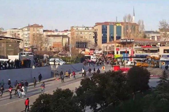 İstanbul'da taraftar kavgası