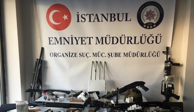 İstanbul merkezli 5 ilde 'çete' operasyonu