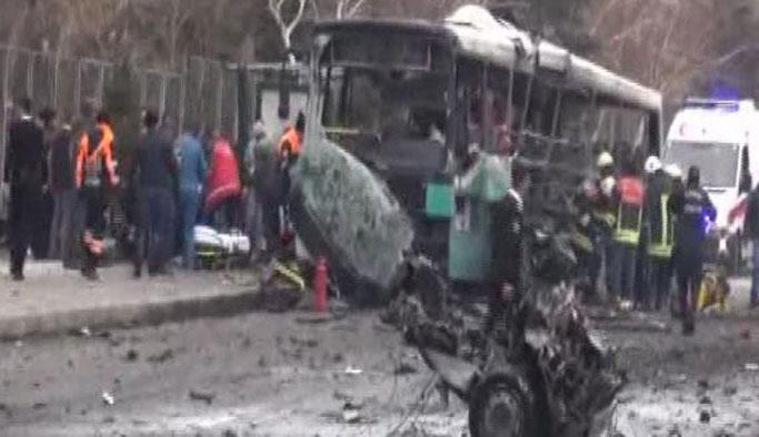Kayseri'deki saldırıda sahte plakalı araç