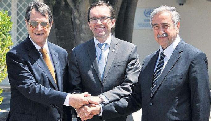 Kıbrıs müzakereleri kaldığı yerden başlayacak