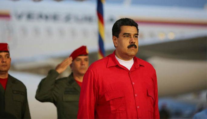 Maduro'dan karaborsacı şirkete tarihi ders