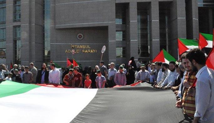 Mavi Marmara davası duruşmasında gerginlik