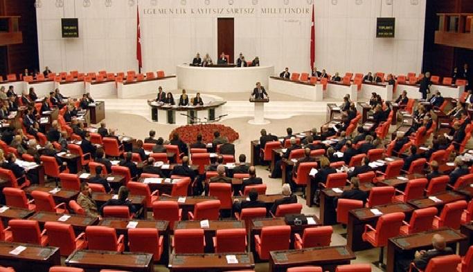 Meclis'e verilen şikayet dilekçeleri
