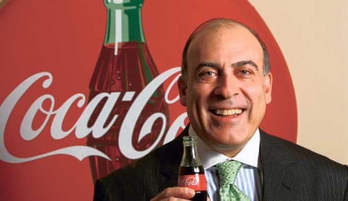 Muhtar Kent Coca Cola'yı bırakıyor