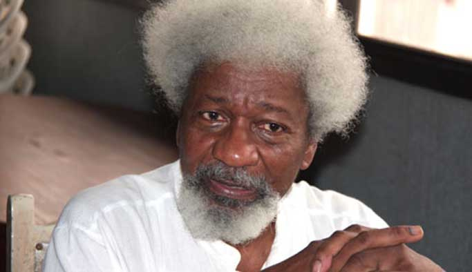 """why do i fast wole soyinka Angry customer poos inside fast food restaurant and """"they go further to say that wole soyinka refused to attend the wedding information nigeria ad."""