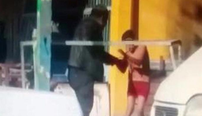 Oğlunu döven baba tekrar gözaltında