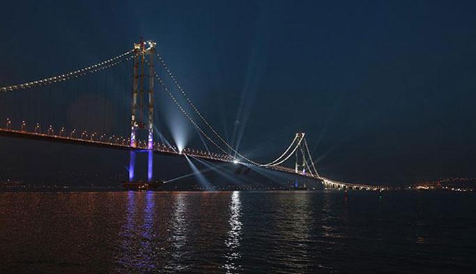 Osman Gazi Köprüsü'ne indirim