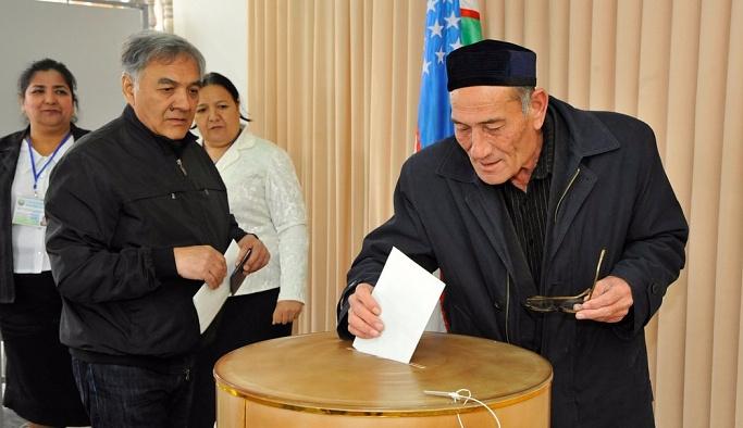 Özbekistan İslam Kerimov'un halefini seçiyor