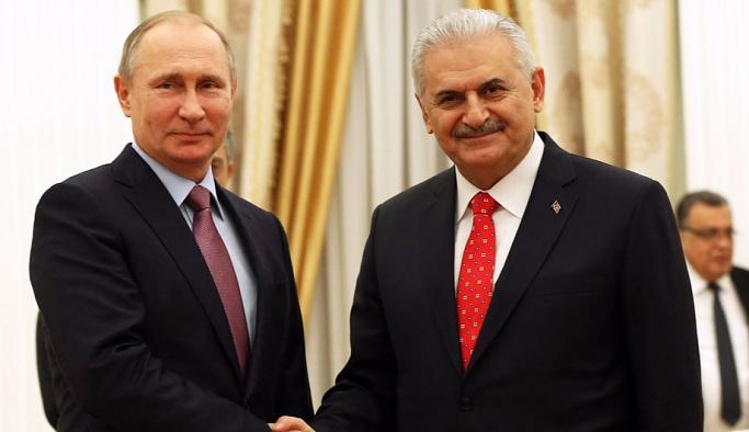 Putin: Akkuyu için Erdoğan'a minettarız