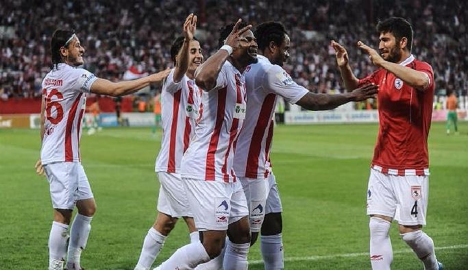 Samsunspor'da galibiyet inancı