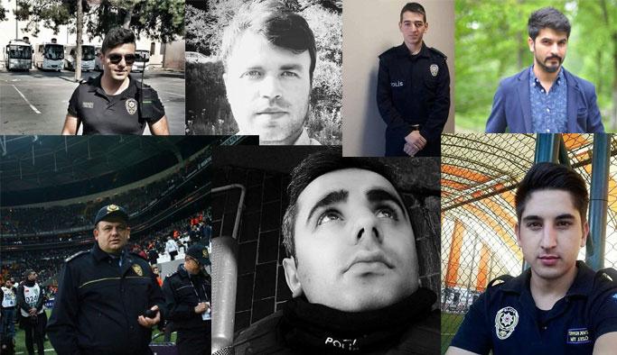 Beşiktaş şehitleri için kurban kesildi