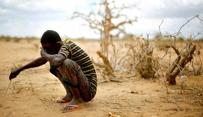 Somali'de yeniden kuraklık tehlikesi