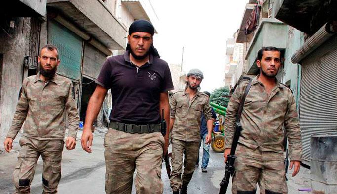 Suriye'de ateşkese katılan grupların listesi