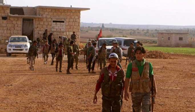Suriye'deki rehin askerlerden biri yaralı