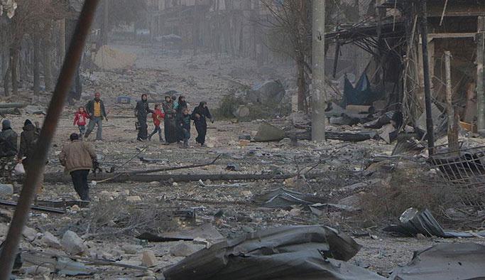 Suriyeli muhaliflerden ateşkes ihlalleri uyarısı