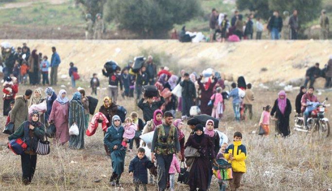 Savaş uzadıkça sığınmacı sorunları da büyüyor