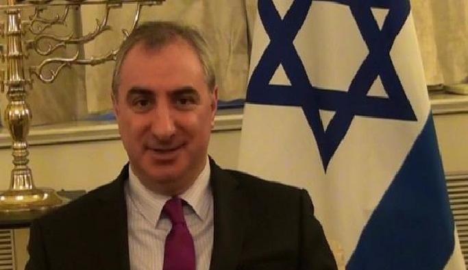Tel Aviv Büyükelçisi 12 Aralık'ta göreve başlıyor