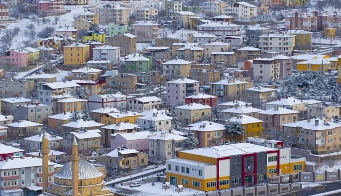 Türkiye beyaza büründü FOTO GALERİ