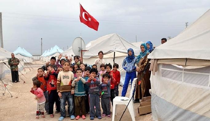 Türkiye'de 3 milyon Suriyelinin yarısı çocuk