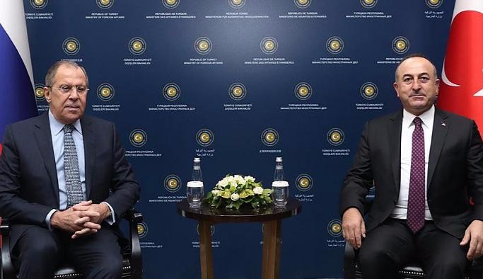 Türkiye ile Rusya Suriye'de 'siyasi çözüm'de hemfikir