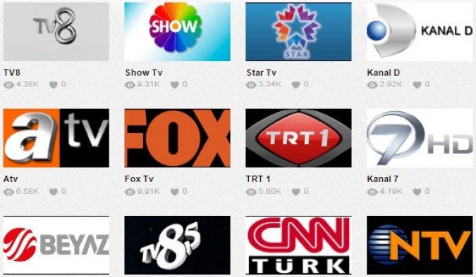 Canlı TV İzle: A Haber, Show Tv, Kanal A, Kanal D, Fox TV Canlı İzle