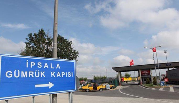 Yunanistan sınırında geçişler durdu