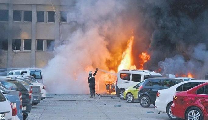 Adana valiliği saldırısının failinin kimliği belirlendi