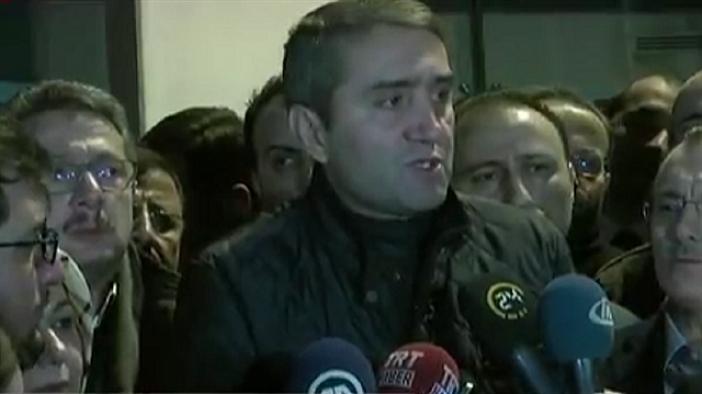 AK Parti İstanbul teşkilatından açıklama
