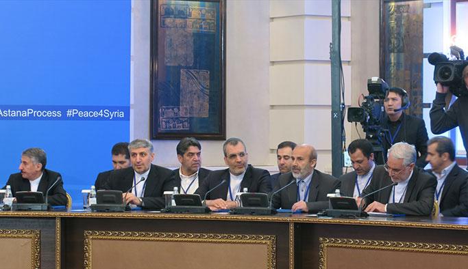 Almanya'dan sonra PYD de Astana'dan rahatsız
