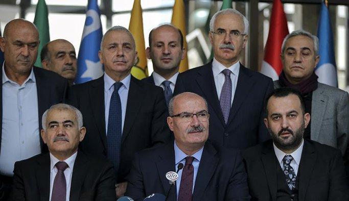 Ankara iş dünyası Almanya'ya direkt uçuş istiyor