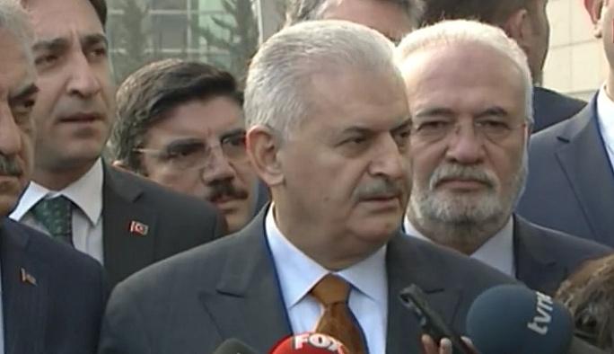 Başbakan Yıldırım: Alçak saldırının faili yakalandı