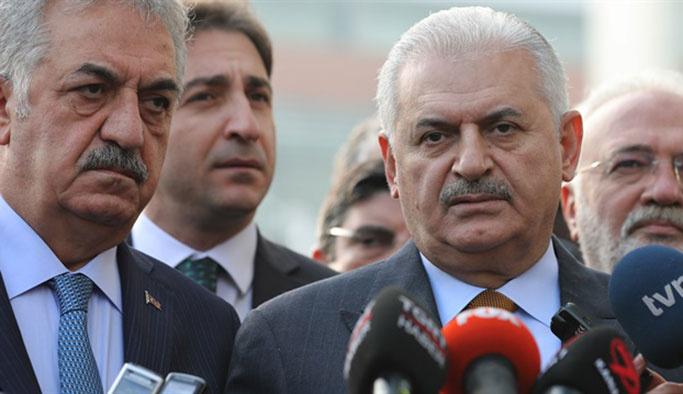 Başbakan Yıldırım'dan 'üç konuda' çağrı